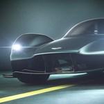 0-ról 320 km/h-ra 10 másodperc alatt - ezt tudja az új Aston Martin