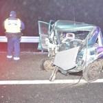 Tragédia az M6-oson: ittas lehetett a balesetet okozó sofőr