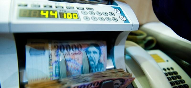 Most akkor értünk a pénzügyekhez, vagy sem?