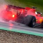 Hungaroring: Vettel ment a legjobban délután, Hamilton elengedte a szabadedzést