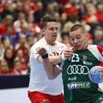 Kézilabda-Eb: bravúros döntetlen a világ- és olimpiai bajnok ellen