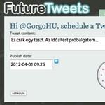 A Twitter üzenetek időzítésének legegyszerűbb módja!