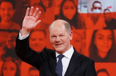 Megvan, ki a német szociáldemokraták kancellárjelöltje