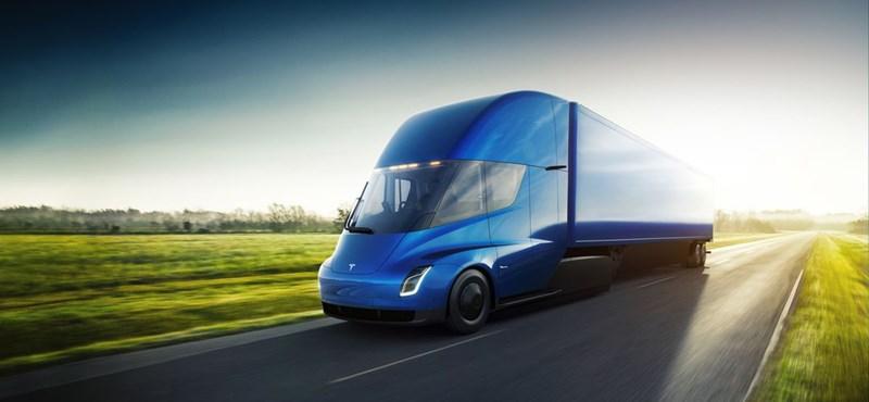 Itt az eddigi legnagyobb rendelés: 100 kamiont vett a Teslától a Pepsi