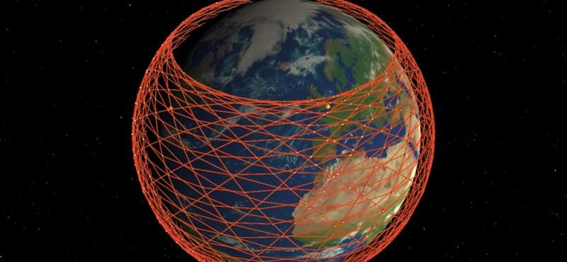 """""""Éjszaka drámai lesz a látvány"""": az égből szórják majd az internetet a műholdak, de nagyon bezavarhatnak"""