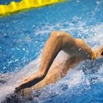 Kis Gergő aranyérmes 800 m gyorson