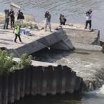 Elromlott a tiszító, inkább a Visztulába engedik Varsó szennyvizét