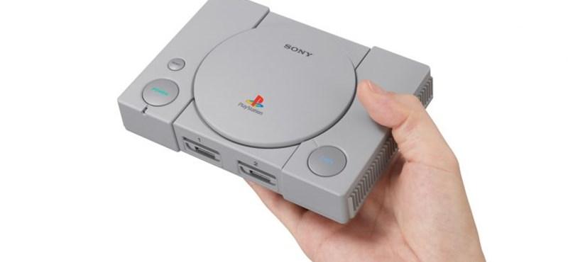 Csábító felhozatal: ezek a játékok lesznek elérhetők a PlayStation Classicon
