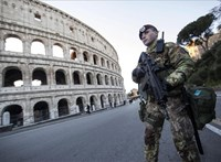 Strasbourg után: megerősítették a római Colosseum és Forum Romanum védelmét