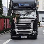 Pánikgombot építenének a kamionokba a fuvarozók