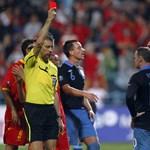 Nem úszta meg Rooney, három meccses eltiltást kapott az Eb-n