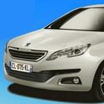 Nagyon úgy tűnik lebukott a Peugeot újdonsága