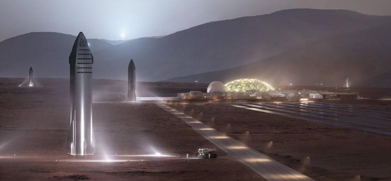 Elon Musk: Pár száz ember halála benne van a pakliban