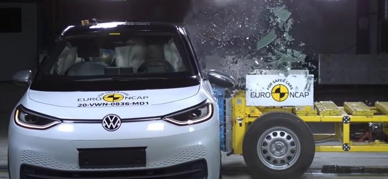 Ezek lettek a legbiztonságosabb autók Európában