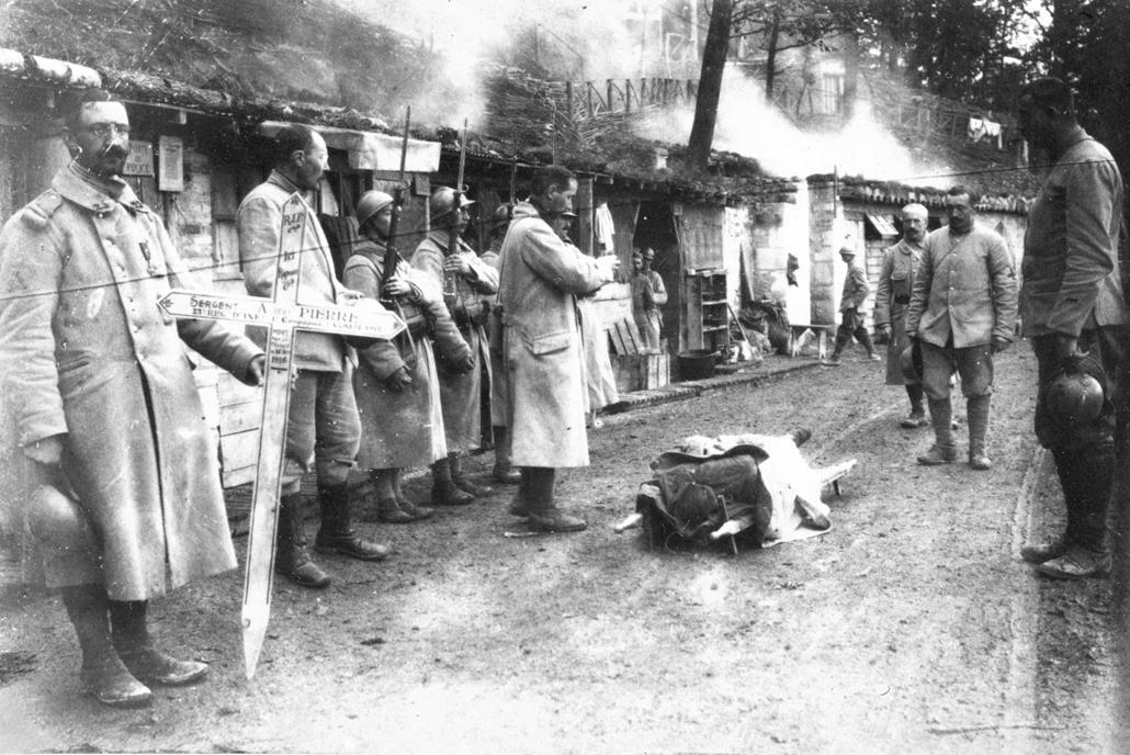 afp.1919.06.28 Frantz Adam pszichiáter fotói az első világháborúból