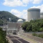 Hibát találtak egy japán atomerőműben