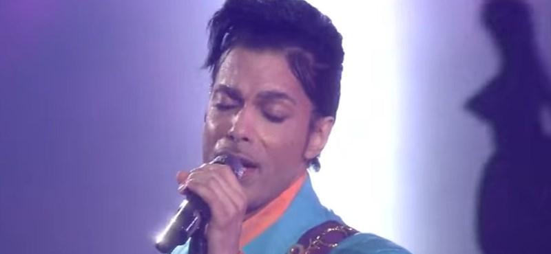 Extrém zongorát csináltatott magának Prince, de játszani már nem tudott rajta
