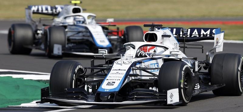 Egy amerikai cég vette meg a Williams Forma-1-es csapatot