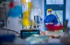 Koronavírus: 93 beteg meghalt, 1569 új fertőzöttet találtak