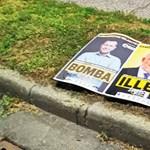 A szekszárdi önkormányzatnál találták meg az ellenzék eltűnt plakátjait