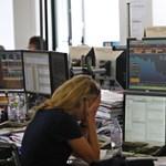 Csökkenéssel nyitottak az európai tőzsdék is