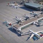Föld alatt érné el a vasút a ferihegyi repülőteret
