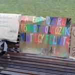Váratlan helyről kaptak támogatást a tiltakozó tanárok és diákok