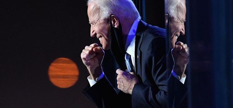 """Biden megkapta az elnöki Twitter-fiókot, de Trumppal ellentétben ő """"nulláról"""" kezd"""