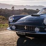 Ötvenöt évesen is megér egymilliárd forintot ez a Ferrari