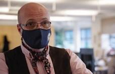 Zacher Gábor szerint is előfordul, hogy választani kell, kit tegyenek lélegeztetőgépre