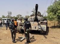 Iszlamisták támadtak mali kormánykatonákra