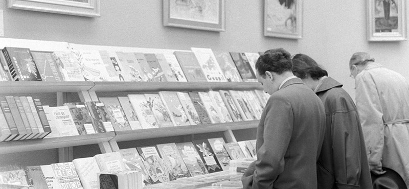 """Neves művészek, tudósok vallanak a """"nagy könyvlopásról"""""""
