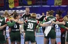 Női kézilabda-Eb: legyőzte Romániát, de kiesett a magyar válogatott