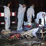 Felgyújtottak két hajléktalant Berlinben