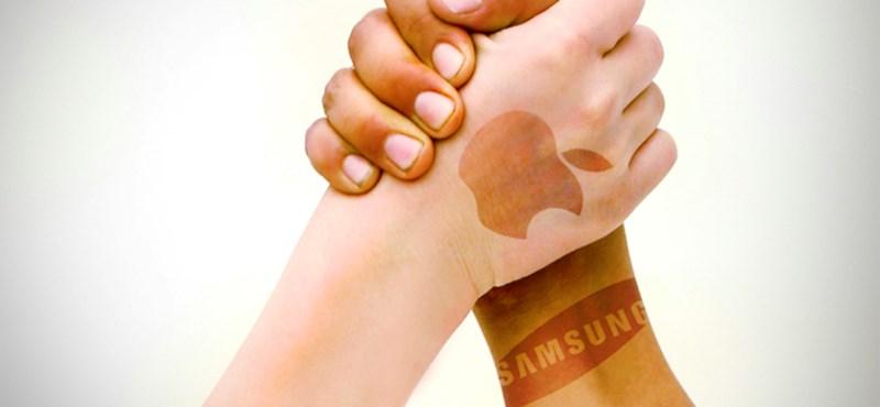 Megszületett a döntés: ennyit fizessen a Samsung az Apple-nek