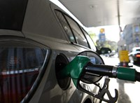 Megint feljebb kúszott a benzin ára