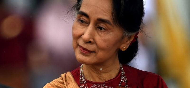 Mianmar Nobel-békedíjas vezetője végre segítséget ígért a menekülő rohingjáknak