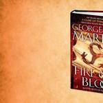Jön az új Trónok harca-könyv novemberben
