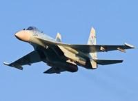 Lezuhant egy ukrán vadászrepülő, meghalt a pilóta
