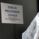 A karantén vége óta nem volt ennyi új fertőzött Franciaországban