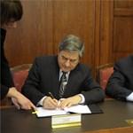 Megállapodást írt alá az OTP és a Debreceni Egyetem