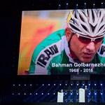 Szívhez szóló gesztus a paralimpián elhunyt sportolóért