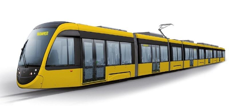 Márciusban jöhet az első CAF villamos Budapestre