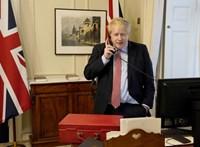 Boris Johnson is megfertőződött a koronavírussal