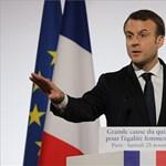 Macron: Ha a City akar maradni a pénzügyi központ, akkor fizessenek az uniós költségvetésbe