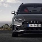 Hivatalos: hibridesítve támad az új Audi A4