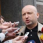 Turcsinov: Putyinék támogatják a terrorizmust