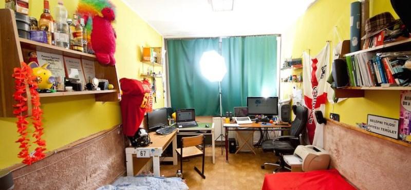 Kollégiumi szobát szeretnél? Ezt kell érte tenned