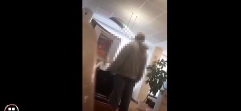 """""""Ha megnyomod a gombot, akkor baj lesz"""": előkerült egy videó a kőbányai bankrablásról"""