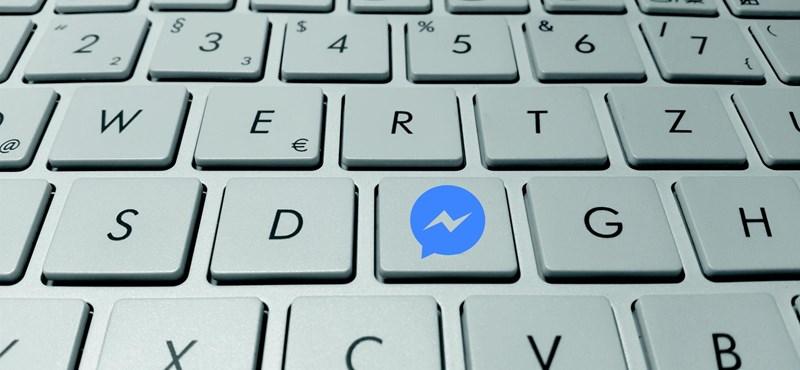 Pszichológus helyett forduljunk a Facebook Messengerhez?